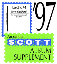 LESOTHO 1997 (15 PAGES) #4