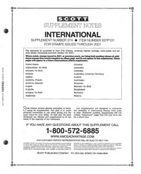 INTERNATIONAL PART 37A: 2001 UNITED STATES - KOREA (320 PAGES)