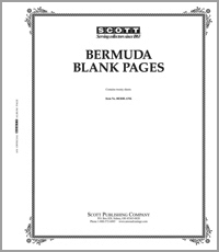 BLANK PAGES: BERMUDA (20 PAGES)