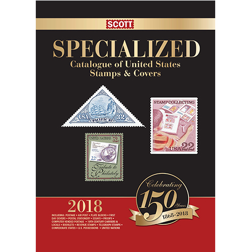 2018 SCOTT CATALOGUE US SPECIALIZED