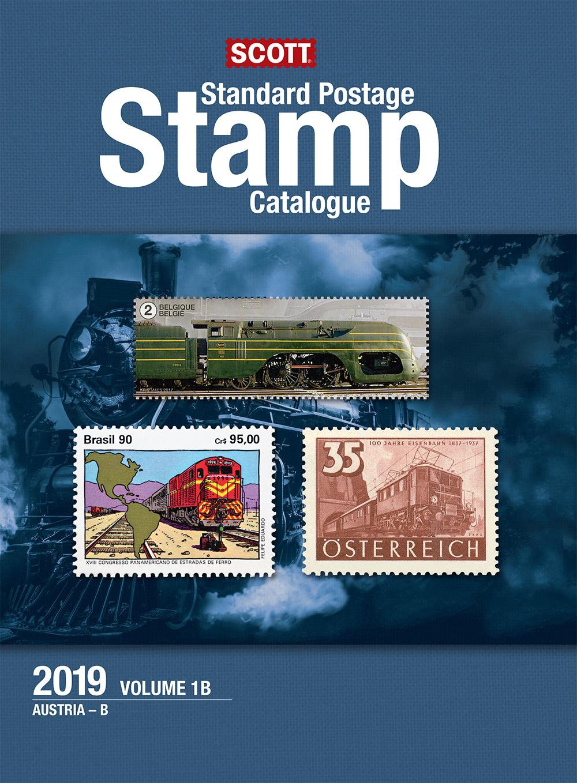 Amos Advantage - 2019 Scott Standard Postage Stamp Catalogue