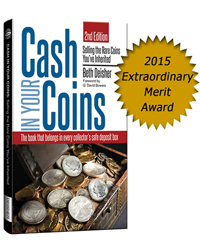 CASH IN YOUR COINS: SELLING THE RARE COINS YOU'VE INHERITED 2ND ED