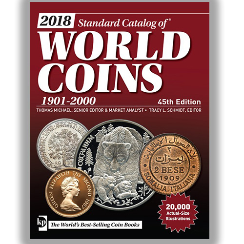 STANDARD CATALOGUE OF WORLD COINS: 1901-2000 (45TH EDITION)