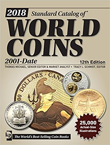 STANDARD CATALOGUE OF WORLD COINS 2001-DATE (12TH EDITION)