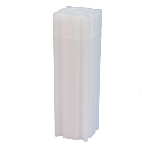 CoinSafe Square Coin Tube - Cent / 19mm (Box of 100)