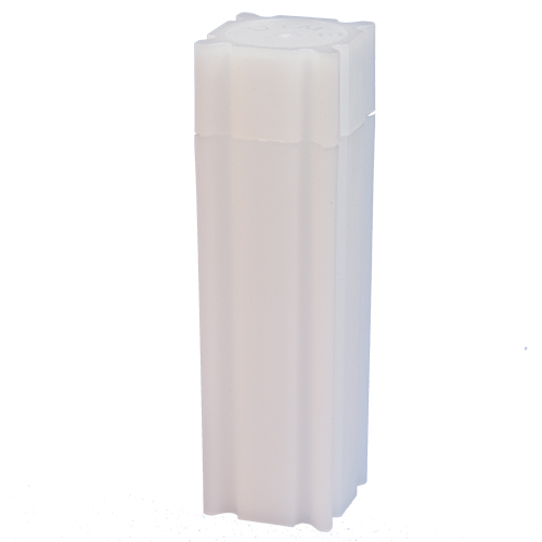 CoinSafe Square Coin Tube - Dime / 18mm