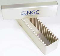 NGC CERTIFIED COIN STORAGE BOX