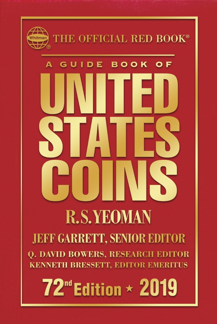 2019 Official Red Book of U.S. Coins - Hard Cover
