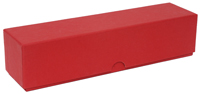 "RED 2""X2"" STORAGE BOX"