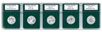 US 5-COIN STATE QUARTER SET HOLDER