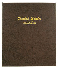 DANSCO ALBUM: US MINT SETS