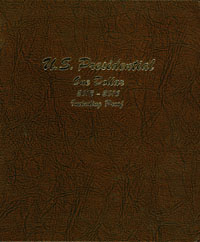 DANSCO US PRESIDENTIAL DOLLARS VOLUME 2, P&D + PROOFS (2012-2016), 6 PAGES)