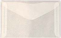 GLASSINE ENVELOPE #4 1/2  (BOX OF 1000) 3 1/8 X 5 1/16""