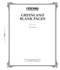 BLANK PAGES: GREENLAND (20 PAGES)