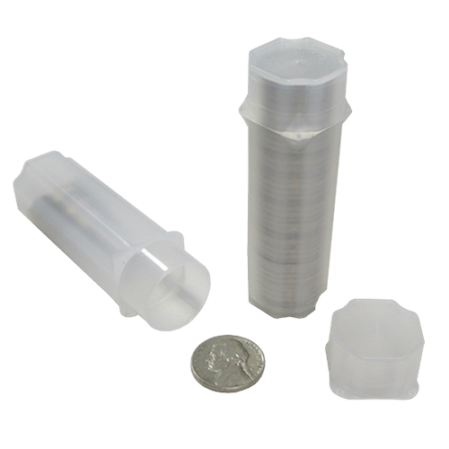 GUARDHOUSE SQUARE NICKEL COIN TUBE