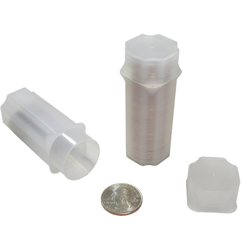 GUARDHOUSE SQUARE QUARTER COIN TUBE