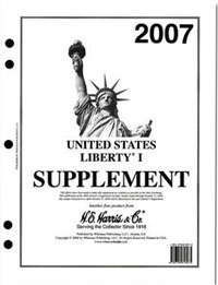 HE HARRIS LIBERTY PT.1 SUPPLEMENT 2007
