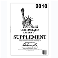 HE HARRIS LIBERTY PT.1 SUPPLEMENT 2010