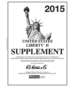 HE HARRIS LIBERTY PT.2 SUPPLEMENT 2015
