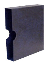 SCHAUBEK: RING SLIPCASE BLUE (FOR #HRB001)
