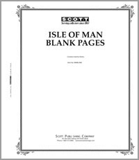 BLANK PAGES: ISLE OF MAN (20 PAGES)