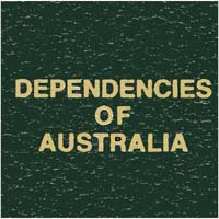LABEL: Australia & Dependencies