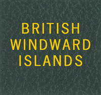 LABEL: BRITISH WINDWARD ISLANDS