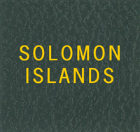 LABEL: SOLOMON ISLANDS