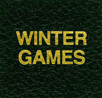 LABEL: WINTER GAMES