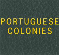 LABEL: PORTUGUESE COLONIES
