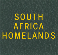LABEL: SOUTH AFRICA HOMELANDS