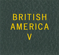 LABEL : BRITISH AMERICA 5