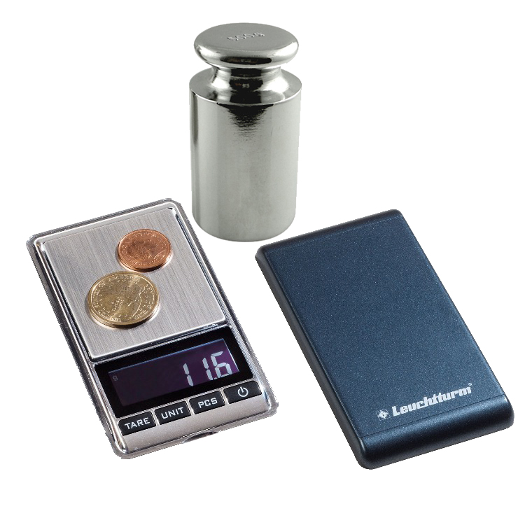 LIBRA 500g Digital Scale and Calibration Weight