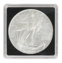 LIGHTHOUSE 41MM QUADRUM 2X2- US SILVER EAGLE (BOX OF 10)