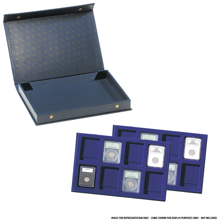 Presentation Coin Tray Set - Certified Holders