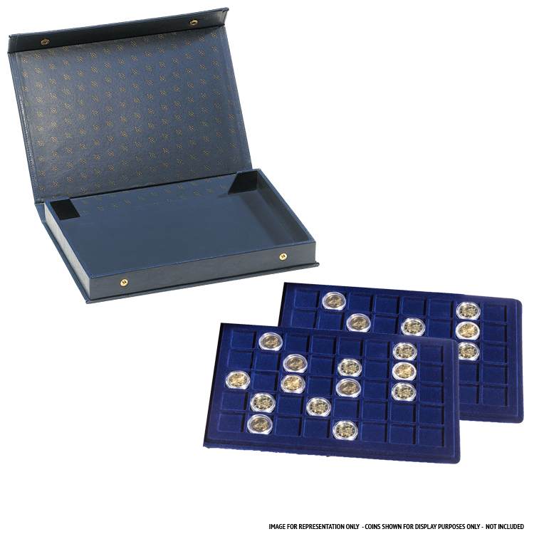 Presentation Coin Tray Set - Small Capsules