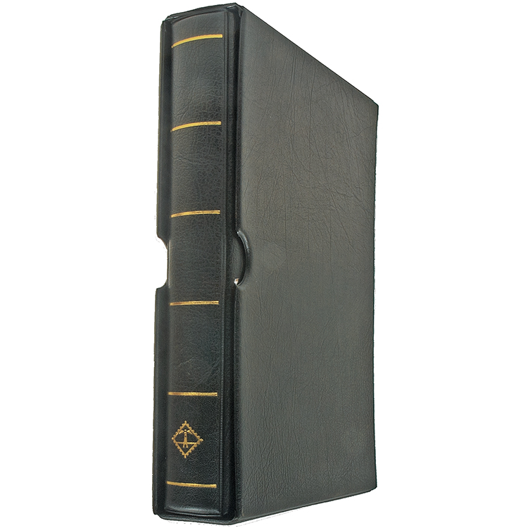 Lighthouse Vario Binder and Slipcase - Black