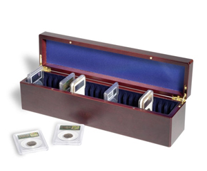LIGHTHOUSE STORAGE BOX FOR 25 CERTIFIED COINS