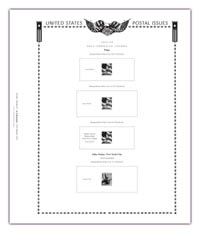 MINKUS: ALL-AMERICAN 2003 PT. 6  PLATE NO. COIL STRIPS (7 PAGES)