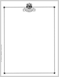MINKUS BLANK ALBUM PAGES: CANADA (20 SHEETS)