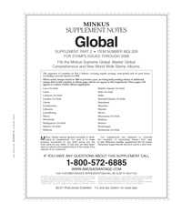 MINKUS: WORLDWIDE GLOBAL 2009 SUPPLEMENT PT. 2  (340 PAGES)