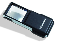 3X SLIDE POCKET MAGNIFIER