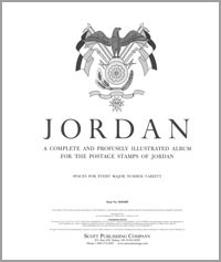MINKUS: JORDAN ALBUM PAGES THRU 1995 (152 PAGES)