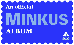 MINKUS: US PLATE NUMBER COILS 2008 (4 PAGES-3 RING)