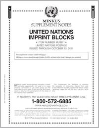 MINKUS: UN IMPRINT BLOCKS 2011 (11 PAGES)