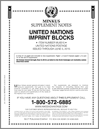 MINKUS: UN IMPRINT BLOCKS 2015 (15 PAGES)