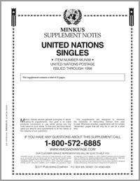 MINKUS: UN SINGLES 1998 (22 PAGES)