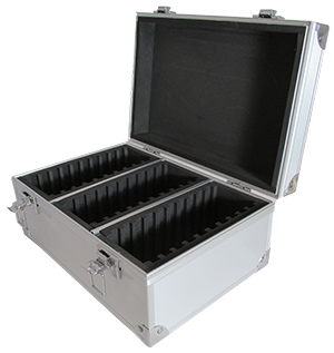 ALUMINUM 30 SLAB UNIVERSAL STORAGE BOX