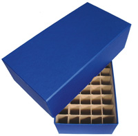 NICKEL TUBE STORAGE BOX (50 TUBE CAPACITY)