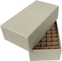 DIME TUBE STORAGE BOX (50 TUBE CAPACITY)